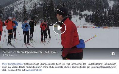 Beitrag von Ski-Trail Tannheimer Tal – Bad Hindelang.