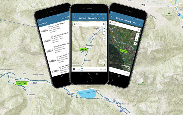 Tracking – alle Laufdaten online